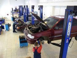 Где отремонтировать автомобиль ?